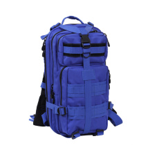 Militar tático ombro dupla impermeável mochila em tamanho médio (hy-b011)