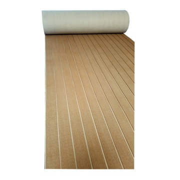 Melors Bodenplatte Teak Boat Synthetic Marine Decking