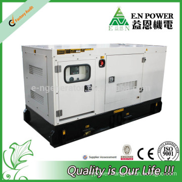 Standby silent type 20kva diesel generator for telecom