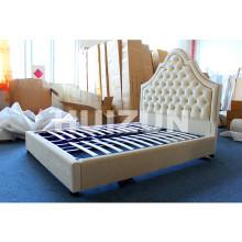 Cama moderna de los muebles del hotel venta caliente