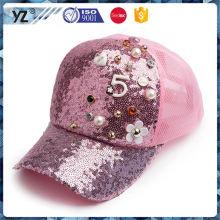 Factory Популярные уникальные дизайн пользовательских 5 панелей trucker шляпы на продажу