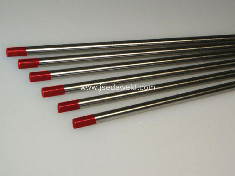 150mm WT20 Red Tungsten Electrode