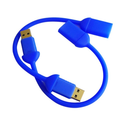 Flash USB de pulsera de 16 GB multicolor de 16 GB
