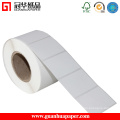High Whiteness Self Adhesive Paper Label Roll