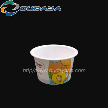 IML Customized Yogurt Cup PP Gelee Tasse