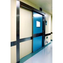 Portes coulissantes hermétiques anti-rayonnement pour les hôpitaux
