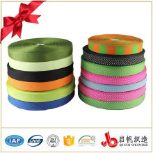 Design wholesale customized webbing polyester satin ribbon