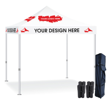 Kundenspezifischer Pop-up-Pavillon 3x3m