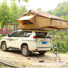 Wholesale Double Layer Hard Shell Roof Top Tent