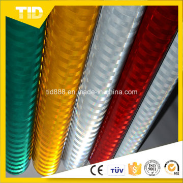 Metallized Reflective Tape for Post