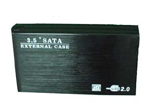 3.5 Inch SATA HDD Enclosure