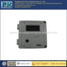 China caja de medida de agua de plástico de alta precisión personalizado de venta caliente