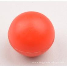 Balles en plastique PVC personnalisées pour machines
