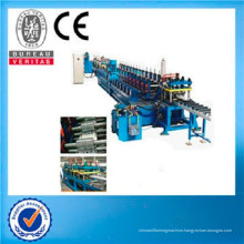 Automatic galvanized steel cable tray roll forming machine