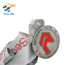 New Product Excellent Quality New Design Custom Metal Medal Producer