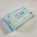 Spunlace Custom Einweg Safe Baby Wipes