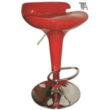 Taburete moderno de la barra roja para los muebles de la barra (TF 6006)