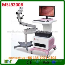 MSP-9200B Colposcope Optique Coloscopie Numérique Baromètre Numérique à vendre