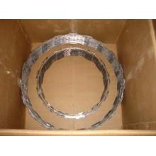 Razor Wire 10mtr Rolls Height of Coil 45cm