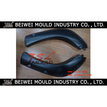 Car Fender Flares Plastic Mold