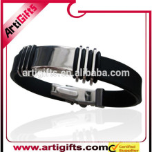 Promotional gifts blank metal jewelry bracelet for sublimation