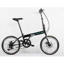 """Vélo de ville 20 """"avec vélo pliant Shimano à 6 vitesses (FP-FDB-D023)"""