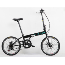 """20"""" City Bicycle with Shimano 6-Speed Folding Bike (FP-FDB-D023)"""