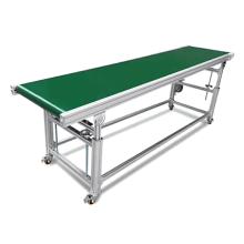 OEM Conveyor PVC belt conveyor stainless steel conveyor flat line