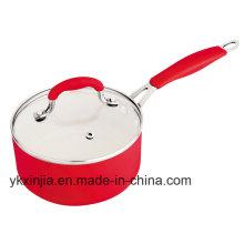 Aluminum Ceramic Sauce Pan