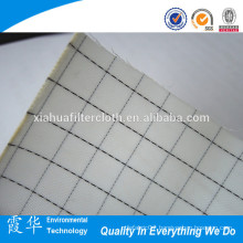 Monofilament press filter cloth for filters
