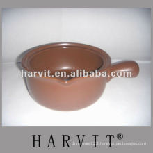 Heat proof ceramic pot