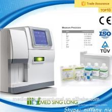 Analyseur automatique d'électrolyte à écran tactile MSLEA02N