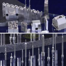 Blasformkomponenten Toreinsätze und Hohlraumbearbeitung