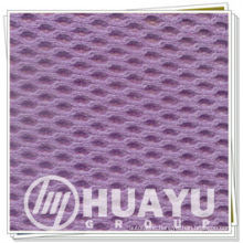 100% polyester breathable sandwich fabric for light sports shoes