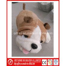 Ce Plush Bulldog Toy para regalo de bebé