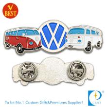 VW Bus Pin Abzeichen mit Backen in hoher Qualität