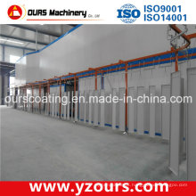 Linha de pintura eletroforética aprovada CE e SGS