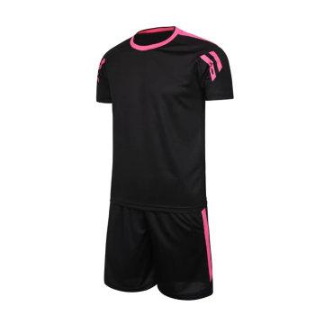Vente en gros meilleur prix football jersey nouvelle conception de football usure pour hommes