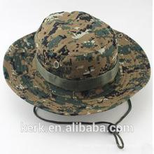 2014 fashion custom blank high quality cheap 100% cotton outdoor fishing bucket hat