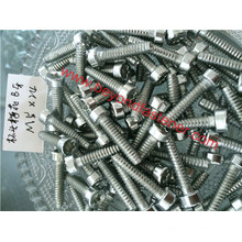 Torx Screw Serration Head Screw