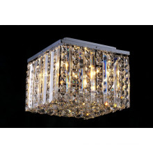 Square Design Crystal Ceiling Chandelier Light (cos9176)