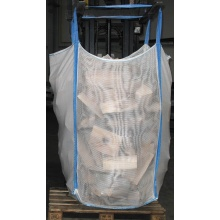 Ventilated Bulk Bag para Lenha