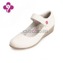 white leather women hospital wholesale nurse shoes