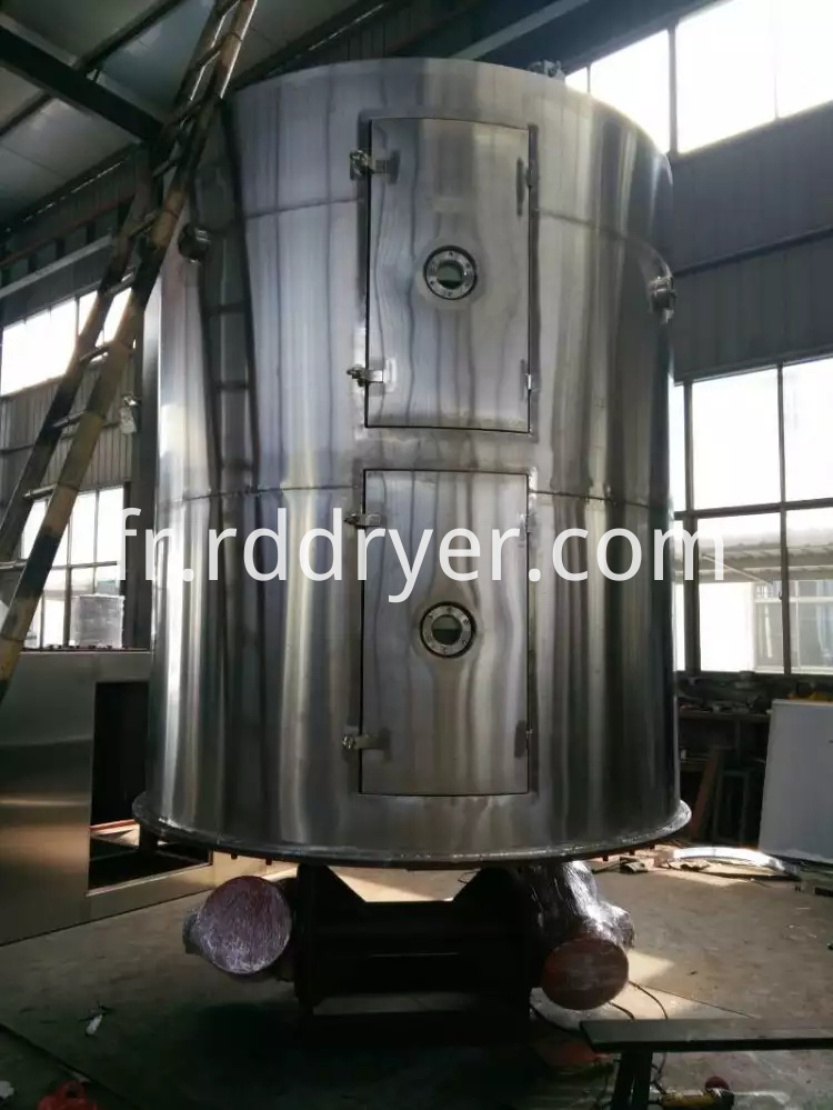 PLG Series Vacuum Plate Dryer