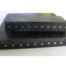 Banda transportadora de cemento planta cable de acero