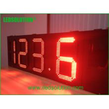 Sinal de preço de combustível LED