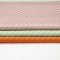 Poly Cotton Span Jacquard Knit Fabric