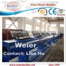 Tubo de HDPE que hace la planta de la máquina / la máquina de la fabricación del tubo del HDPE