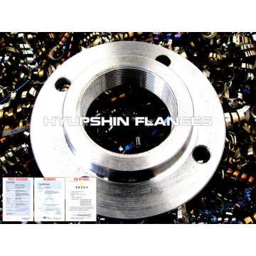 DIN 2565 DIN2566 Flange SCREWED THREADED