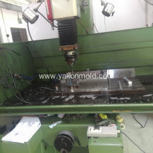 Plastic injection molds auto instruments mold